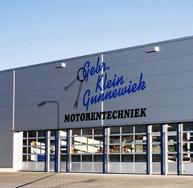 Klein Gunnewiek autodemontage