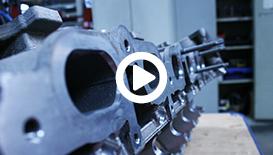 Motor- en cilinderkoprevisie